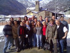 OM Staff - Bobbio Pellice, Italy